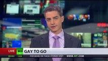 Gay No Go: Kansas approves bill discriminating against same-sex couples