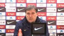 Martino diz que Neymar aparenta estar bem
