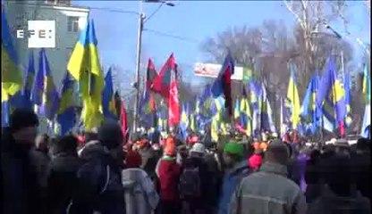 Distúrbios na Ucrânia têm ao menos 25 mortes nas últimas 24 horas