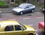 Créneau de blonde l'art de bien se garer en voiture !