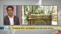 """TV3 - Els Matins - """"Bandoler"""", """"El general Prim"""" i """"Córrer"""", a """"La llibreria"""""""