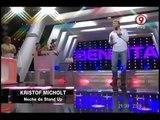 El belga Kristof Micholt presenta su show de stand up: un Belga en Argentina, Buenos Aires, Argentina