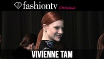 Vivienne Tam Fall/Winter 2014-15 Behind-the-Scenes | New York Fashion Week NYFW | FashionTV