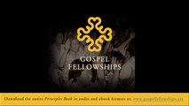 (Principles Book) 25 Principle 21 Hungering After the True Holy Spirit Baptism