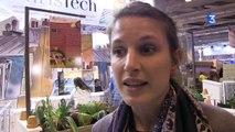 SIA 2014 : ITW de Lucie Monthioux, potager sur les toits