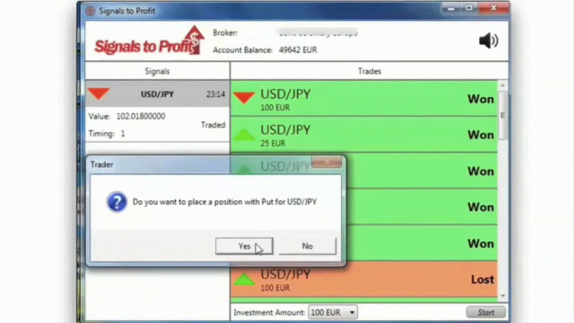Signals To Profit Review - Does Signals To Profit Software Works