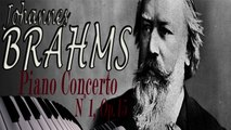 Johannes Brahms - BRAHMS PIANO CONCERTO NO  1, OP  15