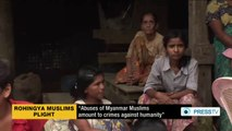Rights groups blasts Myanmar over mistreatment of Muslims