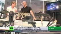 Firing Range: Israel uses Palestinian territories to test weapons