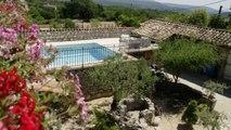 www.EspritSudEst.com : Achat immobilier mas en pierres en Ardèche avec chambres d'hôtes et dépendances