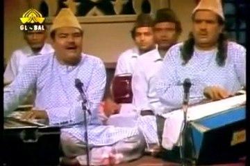 GHULAM FARID n MAQBOOL SABRI QAWWAL - Tajdar-e-Haram Ho Nigahe Karam