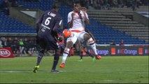 But Sadio DIALLO (26ème) - Girondins de Bordeaux - FC Lorient - (3-2) - 25/02/14 - (FCGB-FCL)