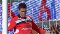 But Guillaume HOARAU (72ème) - Girondins de Bordeaux - FC Lorient - (3-2) - 25/02/14 - (FCGB-FCL)
