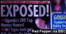 Ugandan Tabloid Names 'Top 200 Homosexuals'