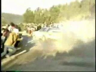 Audi Quattro S1 WRC Group B rally supercar