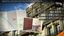 Appartement 1 pièce à louer, Paris 12eme Arrondissement  75, 520€/mois