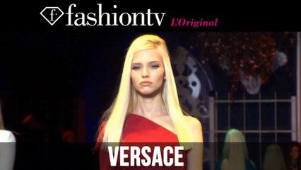 Versace Fall/Winter 2014-15 | Milan Fashion Week MFW | FashionTV