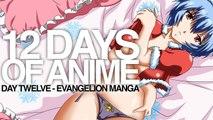 12 Days of Anime 2013 - Evangelion Manga (Day Twelve)