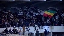 Les émotions du match Bordeaux-Lorient