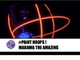 Paint Hoops : the New Crazy Art ! -with Marawa the Amazing