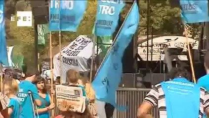Argentina julgamento por repressão violenta da crise de 2001
