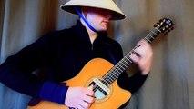Ewan Dobson joue Mortal Kombat Trance à la guitare