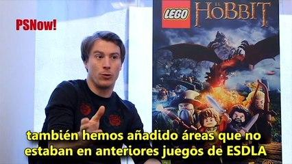 Entrevista LEGO El Hobbit