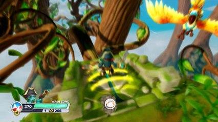 Skylanders Swap Force Walkthrough part 1