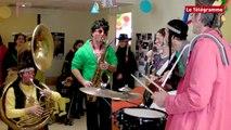 Quimper. Un carnaval endiablé à l'hôpital de Cornouaille
