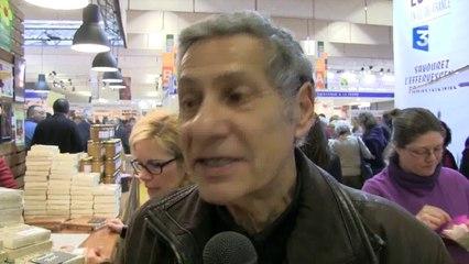 SIA 2014 : interview Gérard Solal tout sans intermédiaire