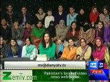 Mazaaq raat on Dunya News – 26th February 2014