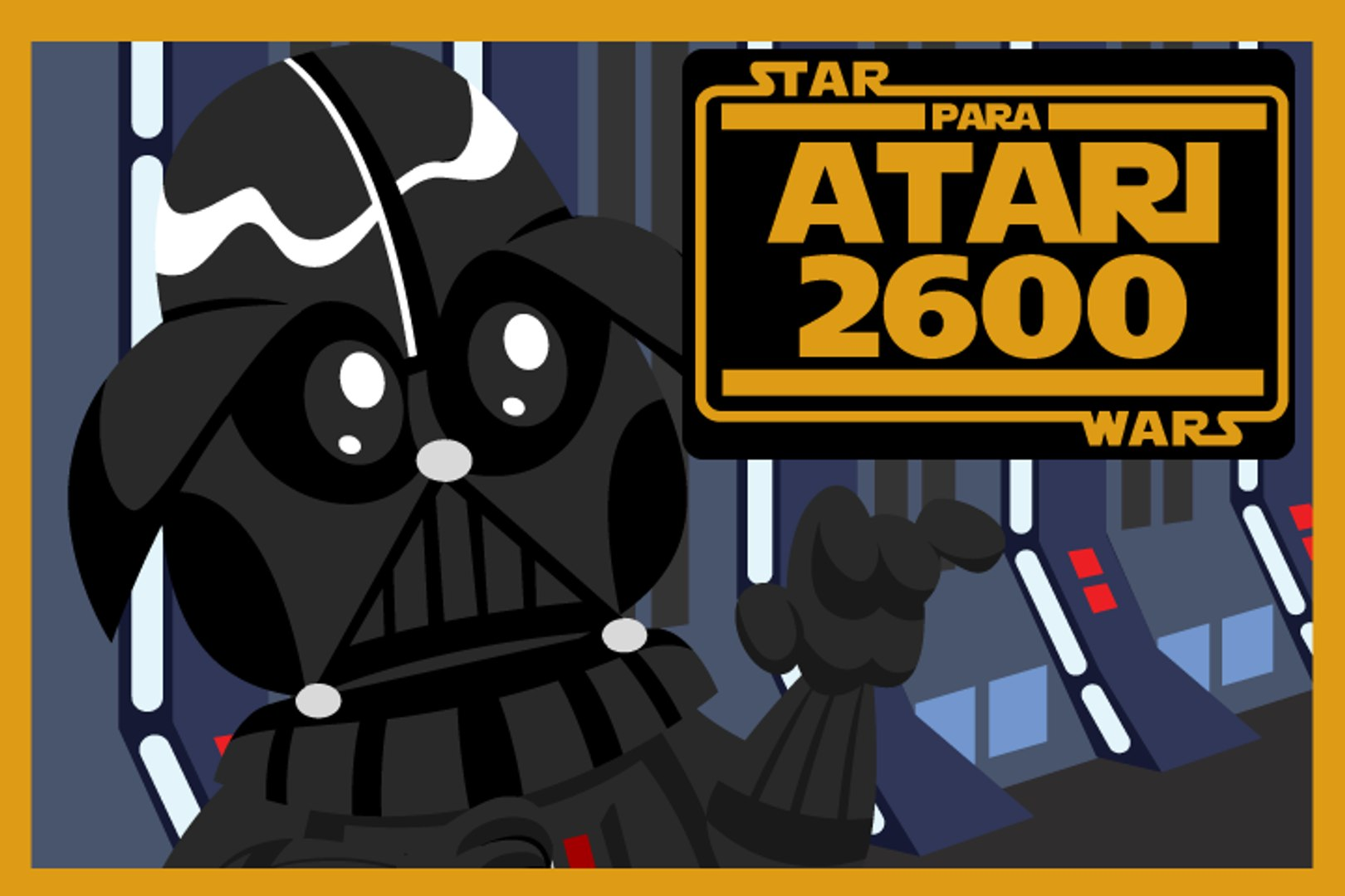 Video Reseña: Star Wars para Atari 2600