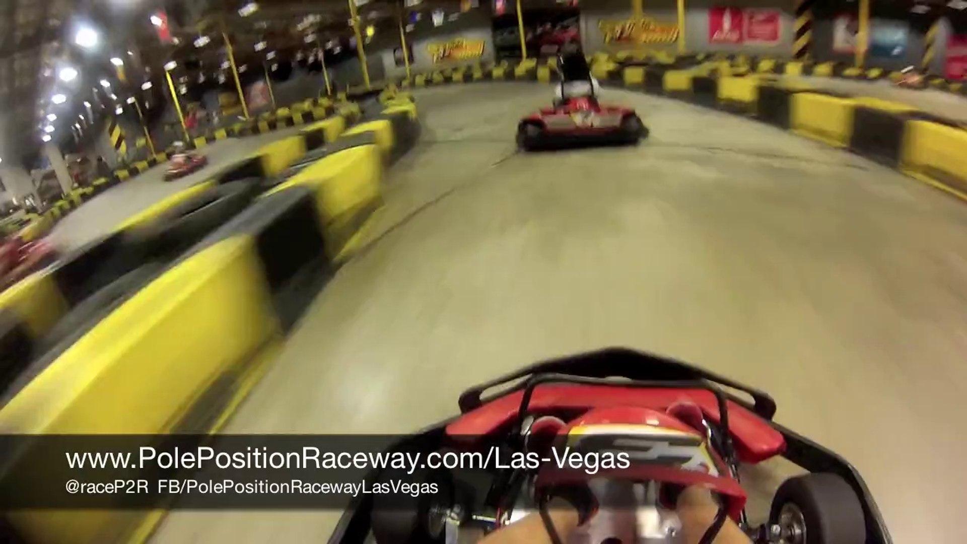 Where To Host Corporate Events in Las Vegas? | Pole Position Raceway Las Vegas  pt. 2