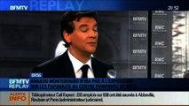 BFMTV Replay: Arnaud Montebourg n'ira pas à l'exposition sur les paparazzi au centre Pompidou de Metz - 26/02