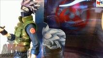 Megahouse Naruto Shippuden Kakashi Hatake G.E.M. Series Review!