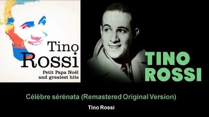 Tino Rossi - Célèbre sérénata