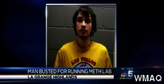 Man Wearing 'Breaking Bad' Shirt Arrested On Meth Charges