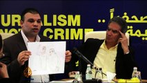 Al Jazeera staff member recalls his experience in Egypt prison