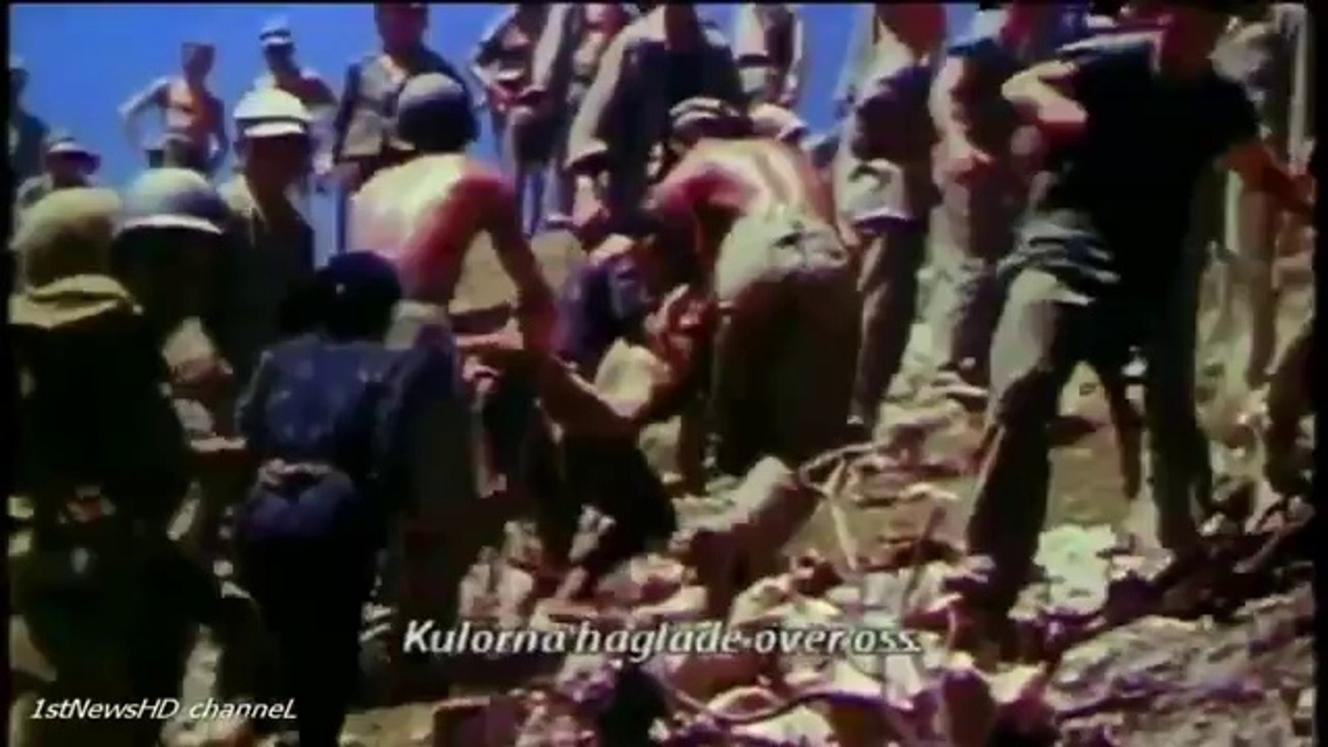 JAPAN - WORLD WAR II - THE COMPLETE STORY IN COLOR - Discovery/Military/History (documentary)