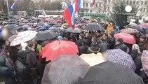 Crimea: tensione alle stelle tra filorussi e tatari pro-Kiev