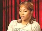 Chilli Talking About Usher