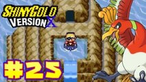 Let's Play Pokemon Shiny Gold Version X Part 25 - Safari Zone