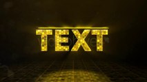 High-Tech Logo Reveal - After Effects Template