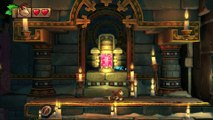 Donkey Kong Country: TF. Rivales de rebote 2-K - Gameplay - 100% puzzles y letras
