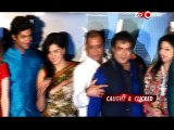 Jal | Purab Kohli & Kirti Kulhari  at the first look launch of the movie