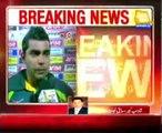 Asia Cup 2014, Akmal century helps Pak to set target of 249
