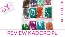 Review acquisti Kadoro - Perline, perline perline... Beads, beads, beads! #handmadebot #handmade