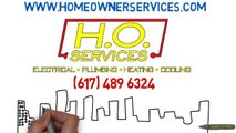 H.O. Services Electrical Plumbing* Heating Cooling