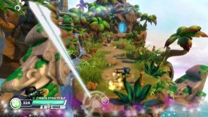 Skylanders Swap Force Walkthrough part 2