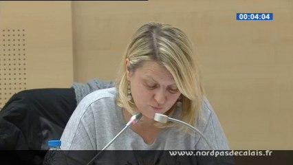 Nathalie Acs intervient sur la formation professionnelle.